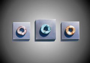 drei Objekte - 6